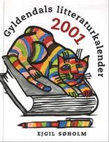 Gyldendals Litteraturkalender 2001