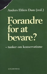 Forandre for at bevare?