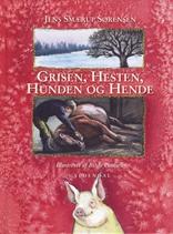 Grisen, hesten, hunden og hende
