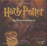 Harry Potter og Fønixordenen - cd
