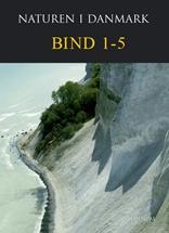 Naturen i Danmark, bd.1-5