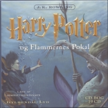 Harry Potter og Flammernes Pokal - cd