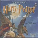 Harry Potter og fangen fra Azkaban - cd