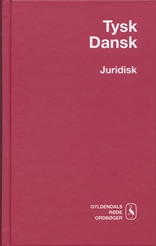Tysk-Dansk Juridisk Ordbog