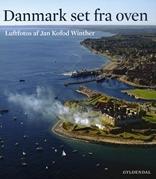 Danmark set fra oven