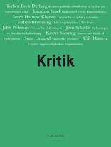 Kritik, 41. årgang, nr. 188