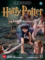 Harry Potter og Halvblodsprinsen - cd