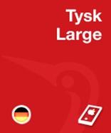 Gyldendals Tysk Ordbog - Large