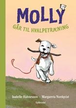 Molly går til hvalpetræning 2