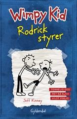WIMPY KID 2 Rodrick styrer