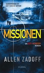 Boy Nobody 2 - Missionen