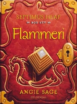Septimus Heap 7 - Flammeri
