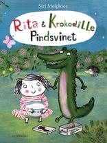 Rita og Krokodille. Pindsvinet
