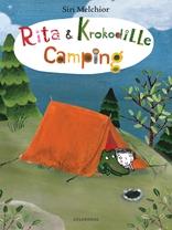 Rita og Krokodille. Camping