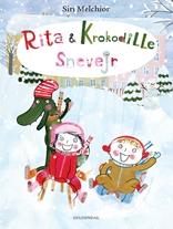 Rita og Krokodille. Snevejr