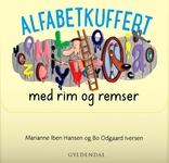 Alfabetkuffert med rim og remser