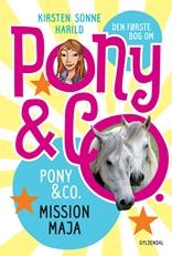 Den første bog om Pony & Co.
