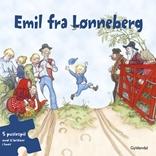 Emil fra Lønneberg - puslespil