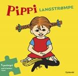 Pippi Langstrømpe - puslespil