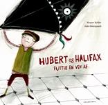 Hubert og Halifax futter en ven af