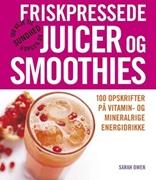Friskpressede juicer og smoothies