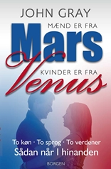 Mænd er fra Mars, kvinder er fra Venus