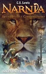 Løven, heksen og garderobeskabet - Narnia bd 2 - Filmomslag