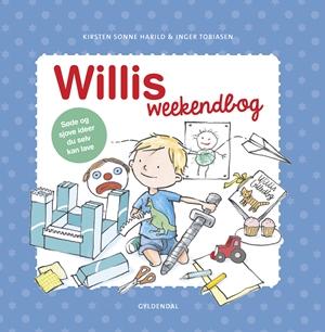 b2c18116 Det er weekend og Willi keder sig. Laura er ikke hjemme, og det regner, så  han kan heller ikke spille fodbold. Men så kommer morfar heldigvis på besøg  - og ...