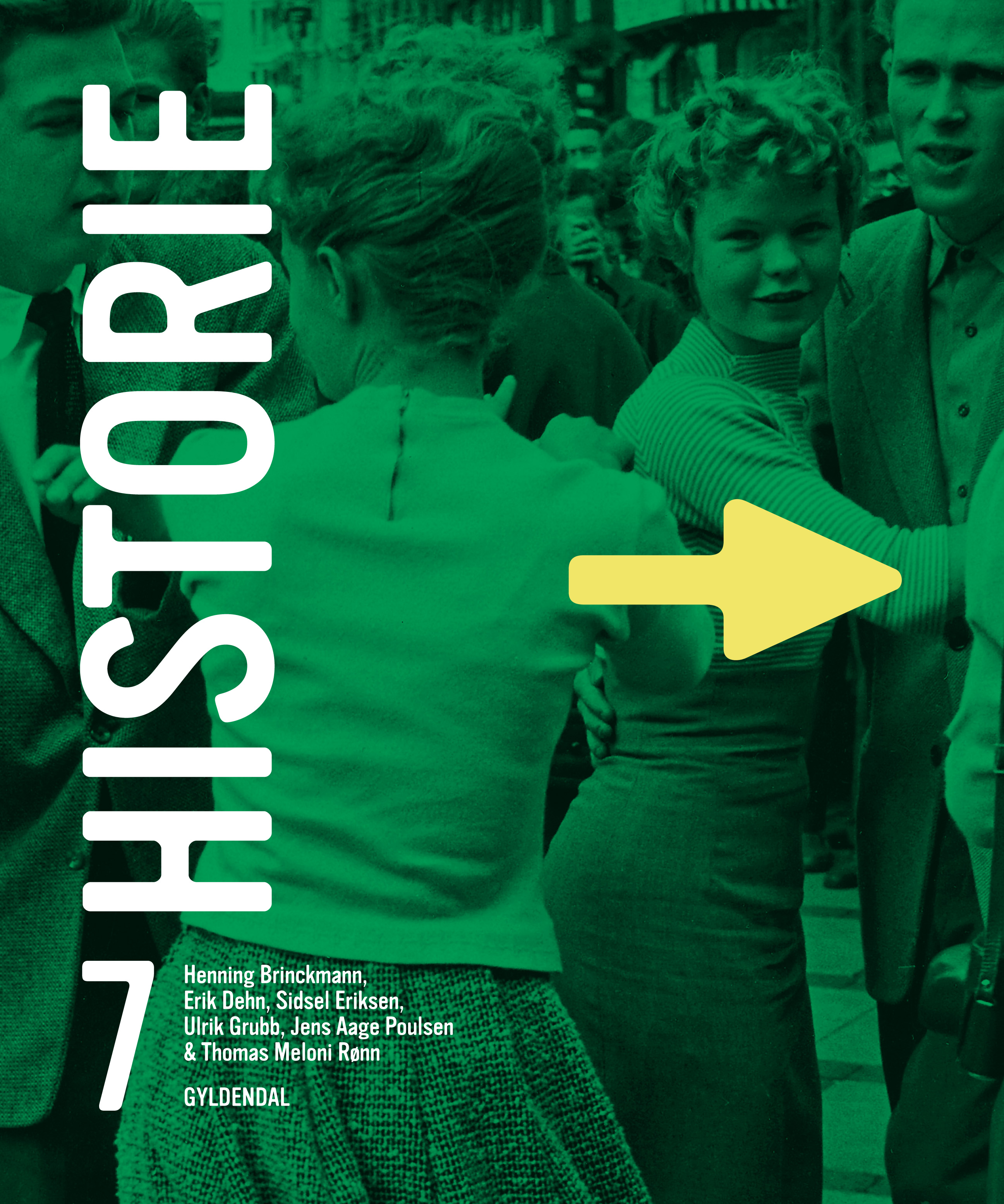 Historie 7 - Grundbog af Ulrik Grubb m.fl.