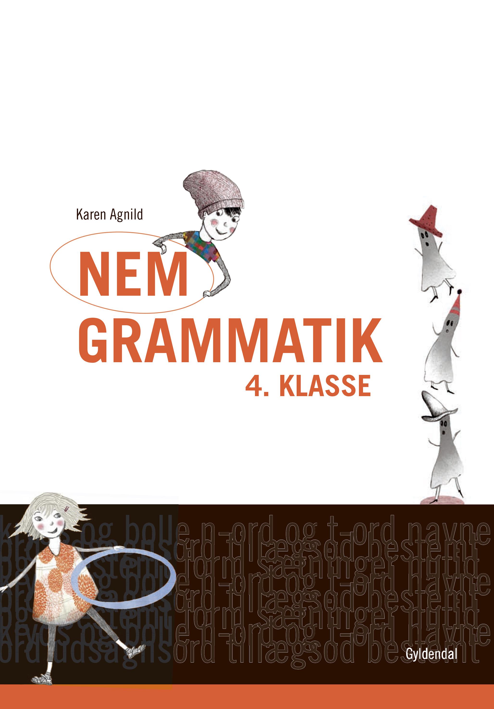gyldendal grammatik