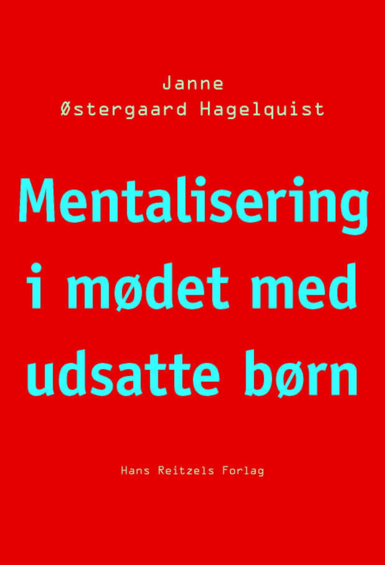 hvad betyder mentalisering