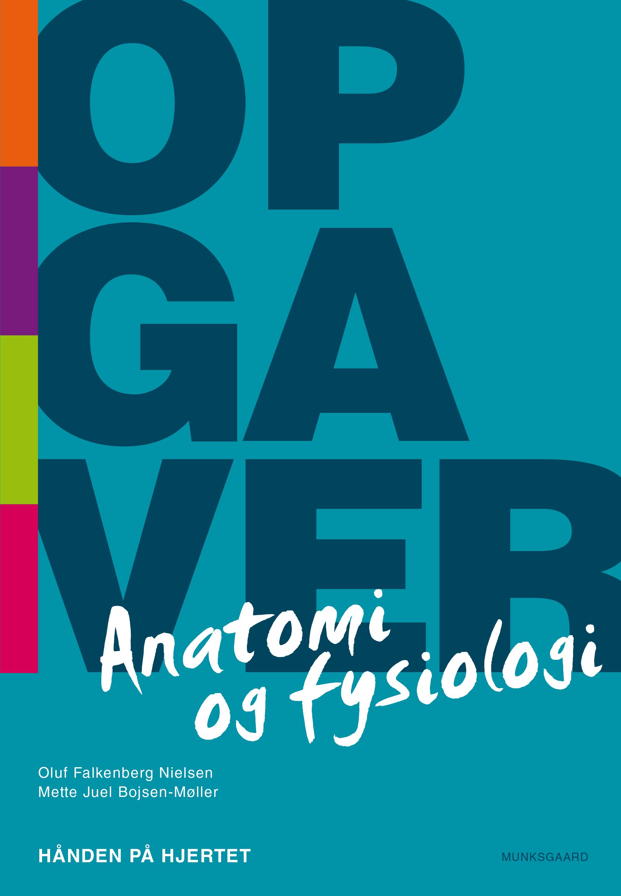 anatomi og fysiologi opgaver