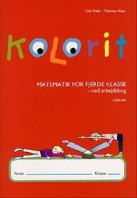Kolorit - matematik for 4. klasse