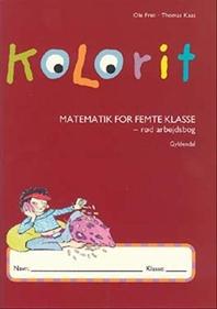 Kolorit - matematik for 5. klasse