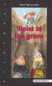 Violet in the grave