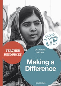 Making a Difference - Teacher Resources