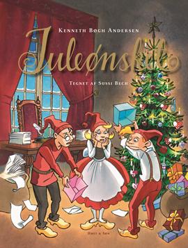 julekalender bøger
