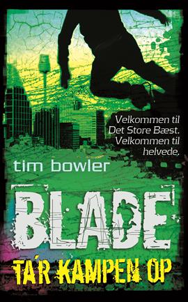 Blade. Ta'r kampen op (5)