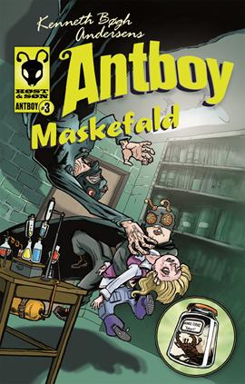 Maskefald. Antboy 3