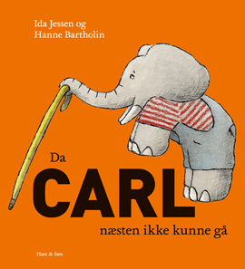 Da Carl næsten ikke kunne gå