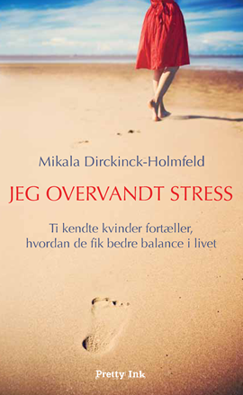 Jeg overvandt stress, pocket