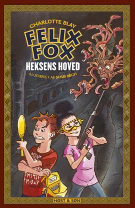 Felix Fox 2. Heksens Hoved