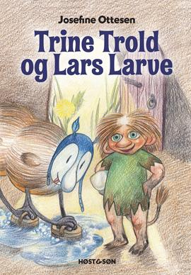 Trine Trold og Lars Larve LYT & LÆS