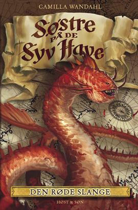 Søstre på De Syv Have (3). Den Røde Slange