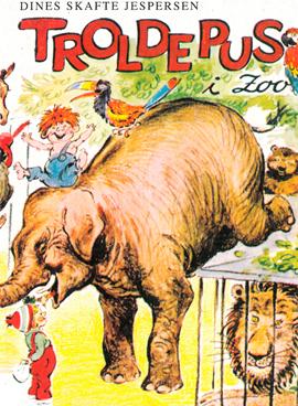 Troldepus i Zoo