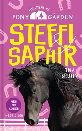 Steffi og Saphir. Hestene på Ponygården 4