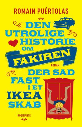 Den utrolige historie om fakiren der sad fast i et IKEA-skab