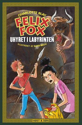 Felix Fox 3. Uhyret i labyrinten