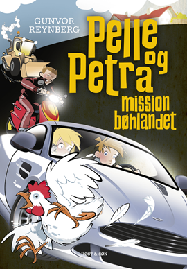 Pelle & Petra. Mission Bøhlandet