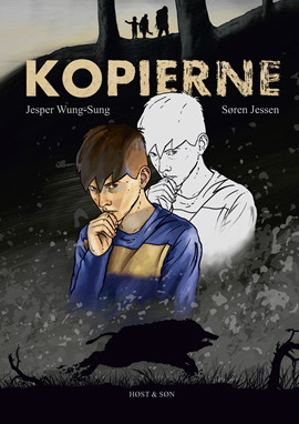 kopierne graphic novel